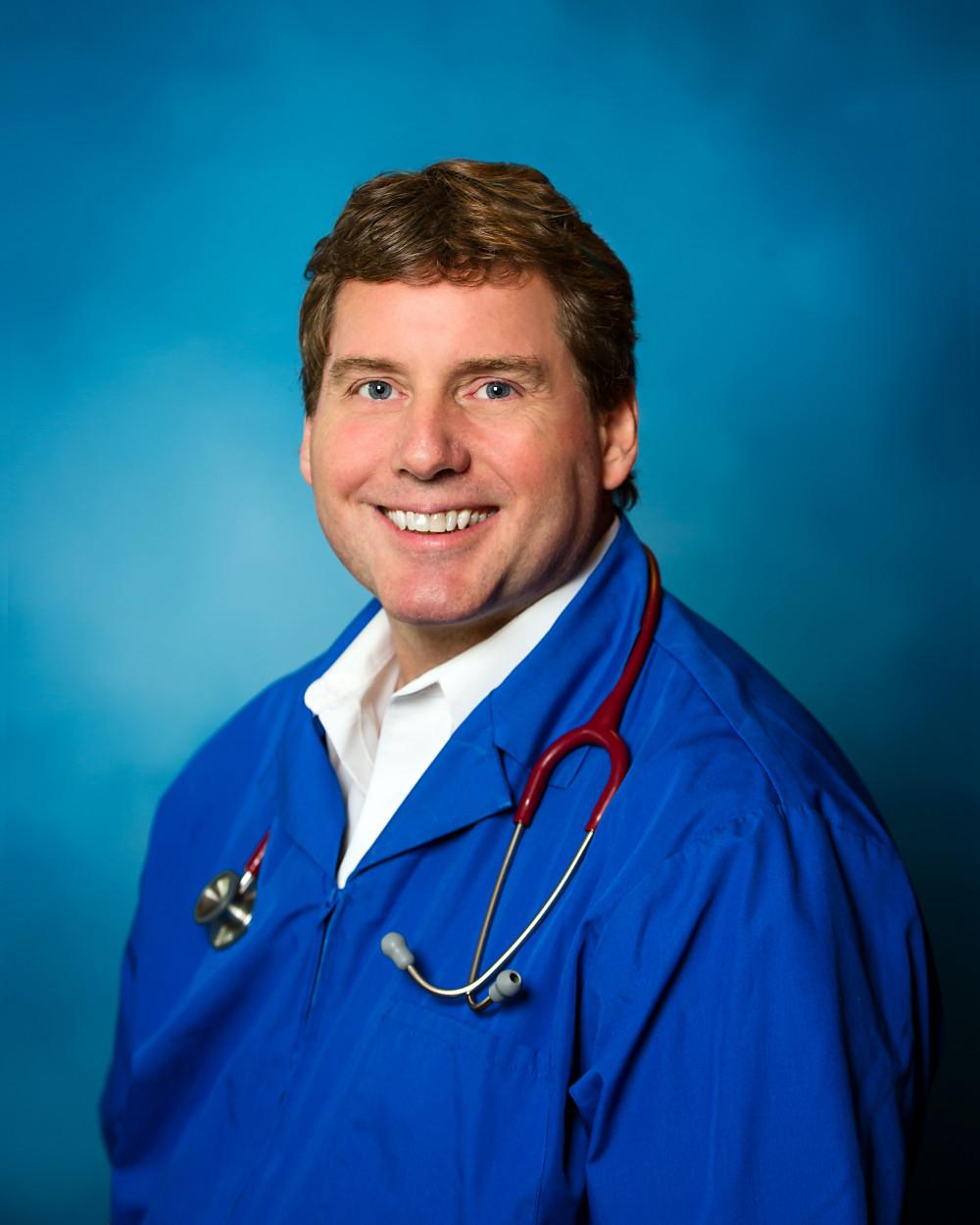 Dr. Scott McMahon