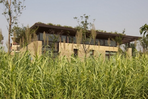 Big Sky Architect's Journal - Reintroducing China to Rammed Earth