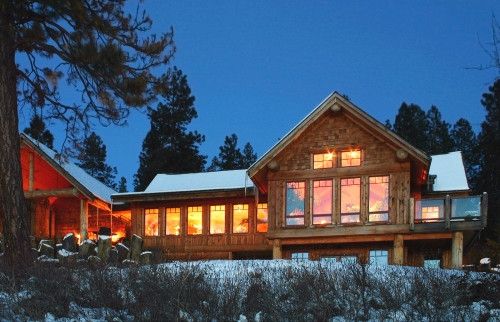 Big Sky Architect's Journal - Heirloom Architecture