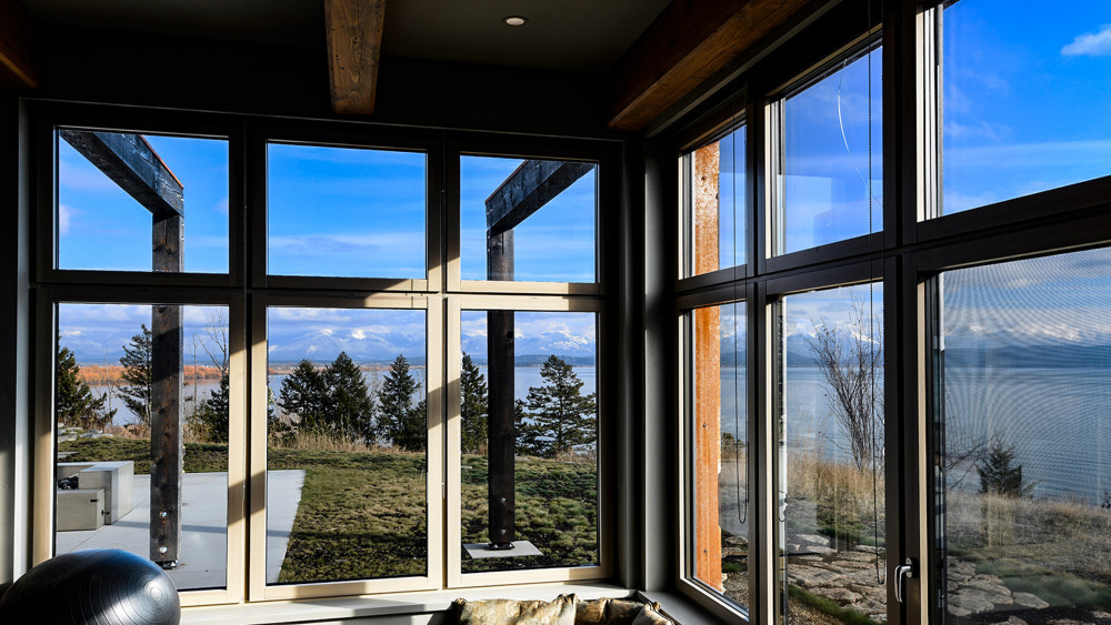 Bozeman Architect's Journal - Triple Glazed Window Benefits