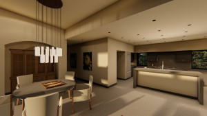 Dining / Living Room / Kitchen