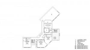Conceptual  Basement Floor Plan