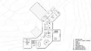 Conceptual  Main Level Floor Plan