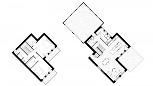 PHASE ONE CONCEPTUAL FLOOR PLAN V3 - 2137 S.F. PLUS GARAGE