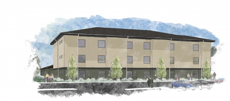Spokane Architect's Vision - Passivhaus Health Facility