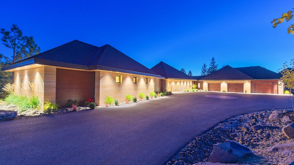 Big Sky Architect's Vision - Rammed Earth Passivhaus