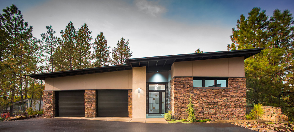 Coeur d'Alene Architect's Vision - Net Positive Energy