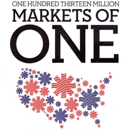 One Hundred Thirteen Million Markets of One