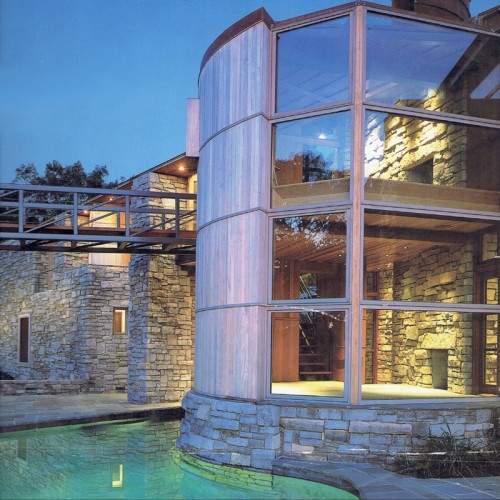 Stone Built: Contemporary American Houses