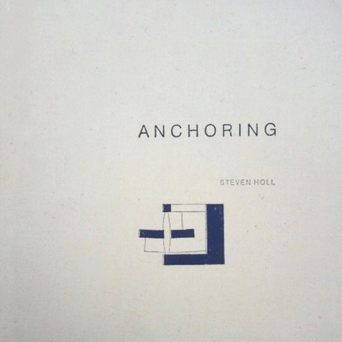 Anchoring: Selected projects, 1975-1988
