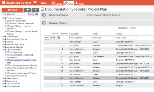 Healthcare Document Management Software