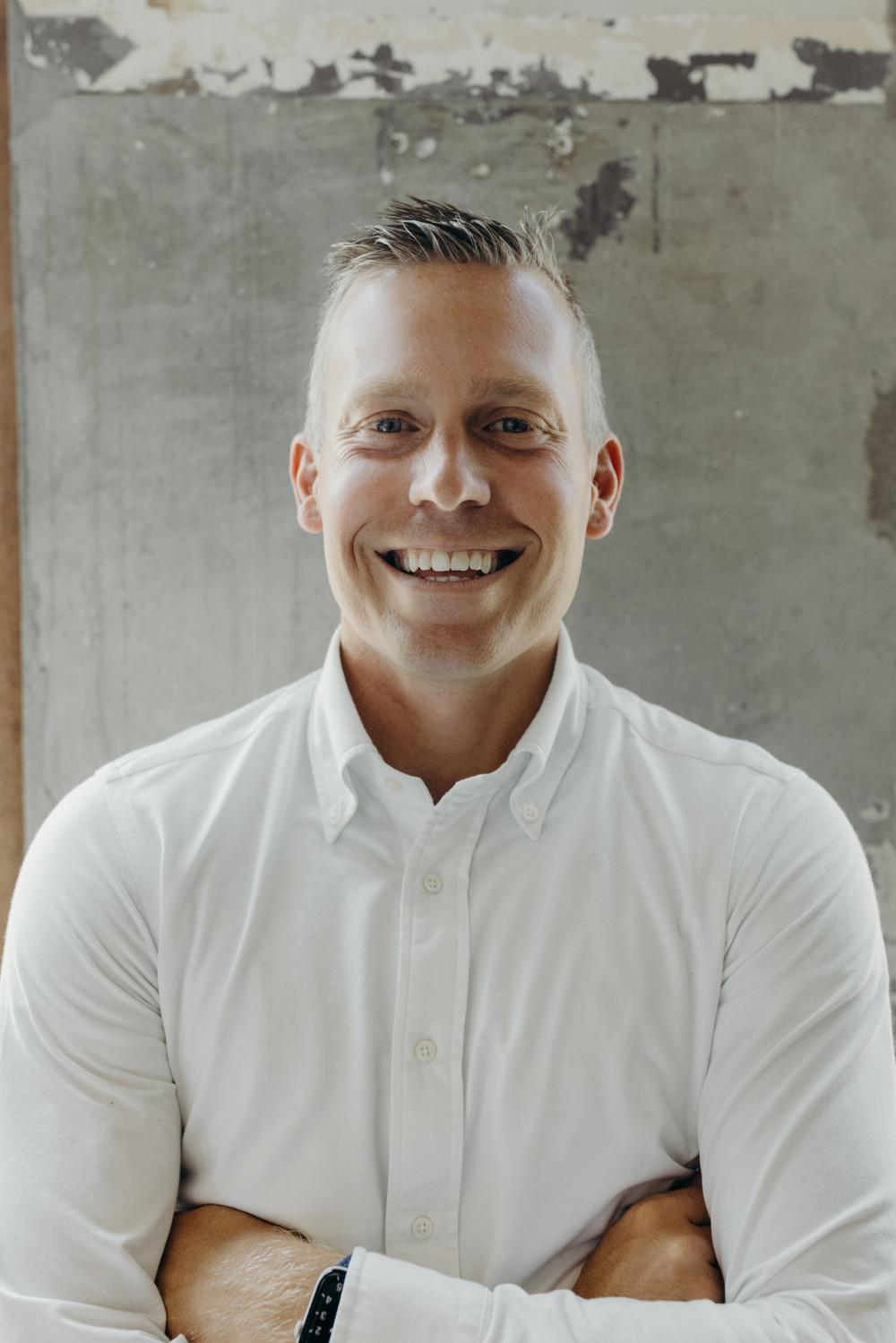 Brian Betts, CIO