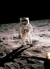 Starry Night Astronaut
