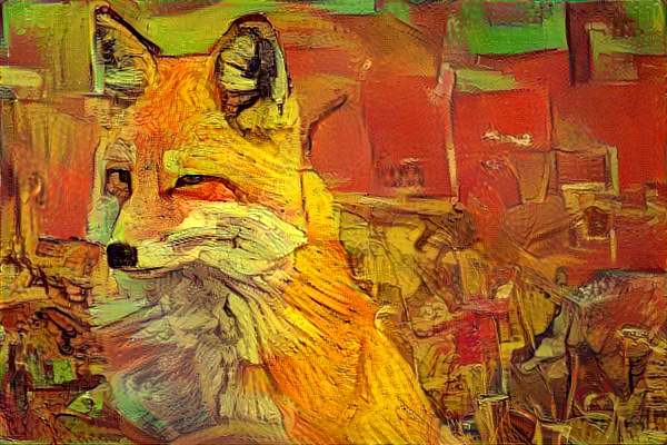 Majestic Fox
