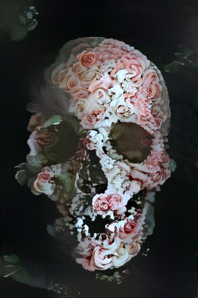 Skull Bouquet