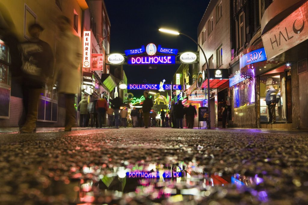 Nightlife in Hamburg
