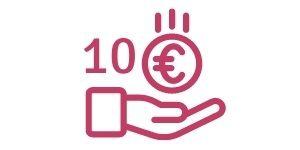 Donación 10€