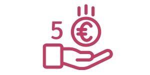 Donación 5€
