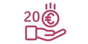 Donación 20€