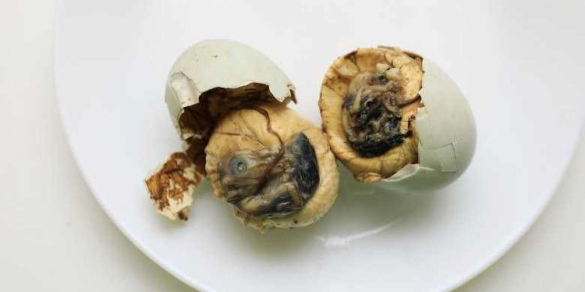 Have you ever eat BALUT?