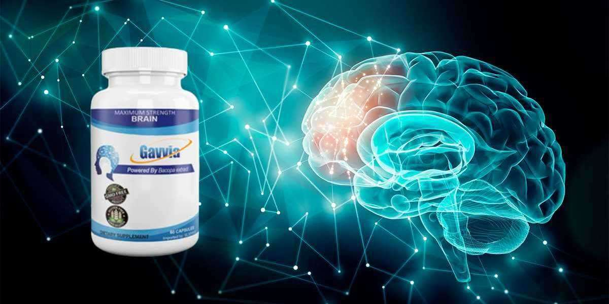 Gavvia Brain - Increase Your Mind Power Naturally