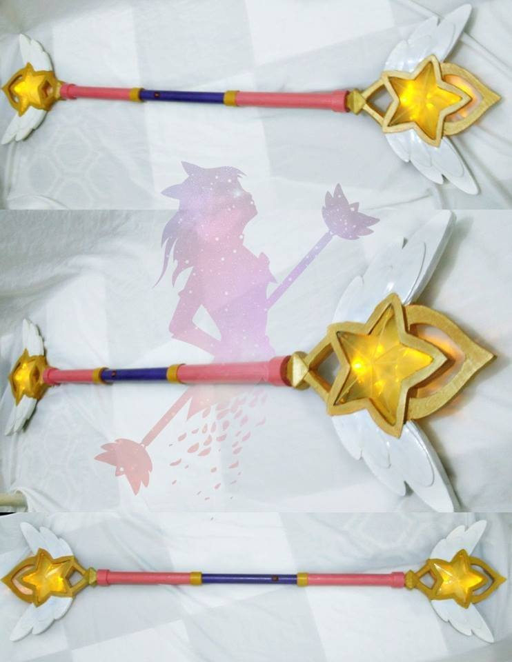 Cajado Star Guardian Lux