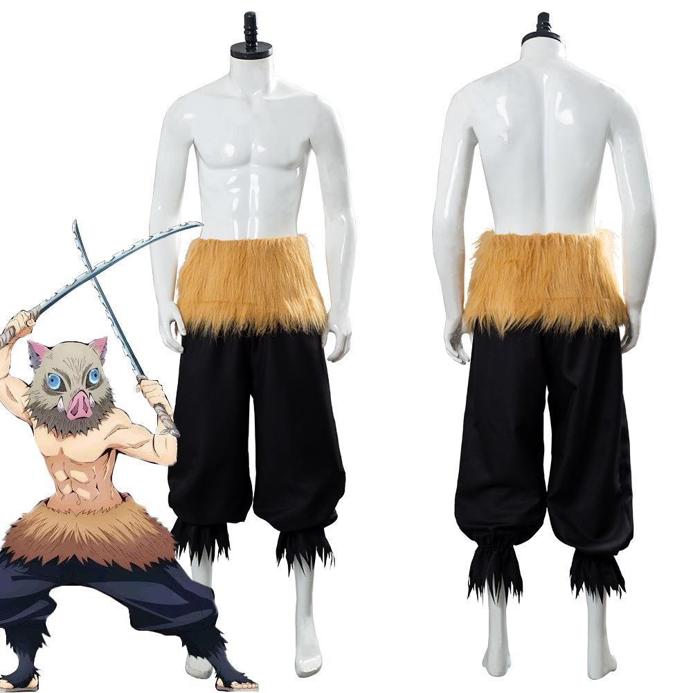 Cosplay Demon Slayer Kimetsu no Yaiba – Inosuke Hashibira