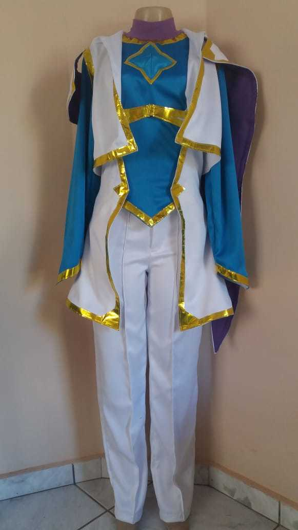 Cosplay Ezreal LOL League Of Legends Star Guardian