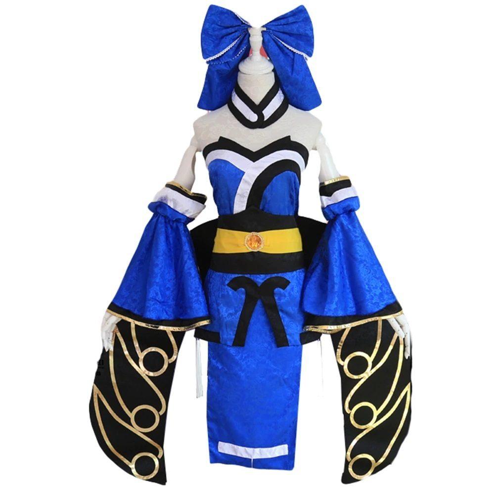 Cosplay FGO Fate Grand Order Fox Lancer