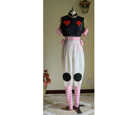 Cosplay Hisoka Morrow Hunter X Hunter