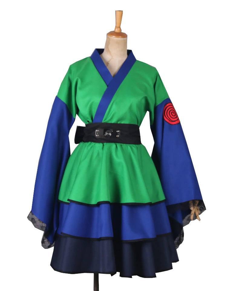 Cosplay Kimono Hatake Kakashi Naruto Lolita - Naruto Shippuden