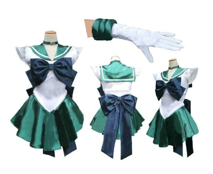 COSPLAY SAILOR NETUNO - SAILOR MOON