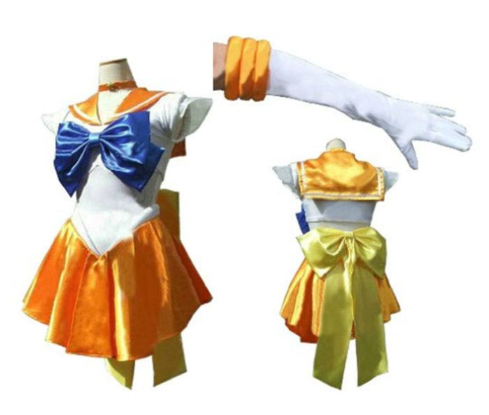 COSPLAY SAILOR VENUS - SAILOR MOON