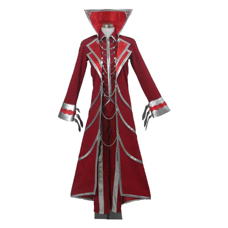 Cosplay Vladimir The Crimson Reaper League of Legends LOL