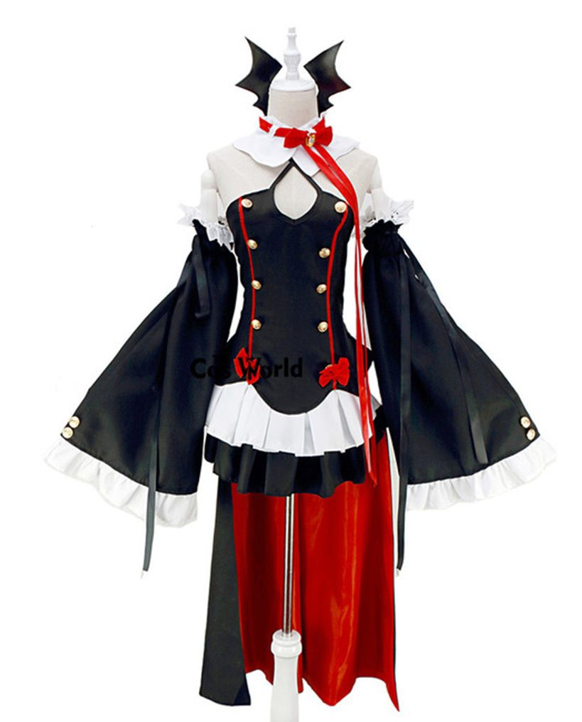 COSPLAYS OWARI NO SERAPH OF THE KRUL TEPES