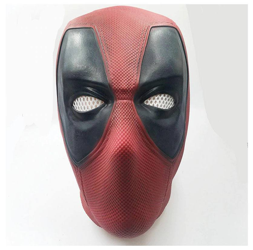 Máscara Cosplay Deadpool Filme