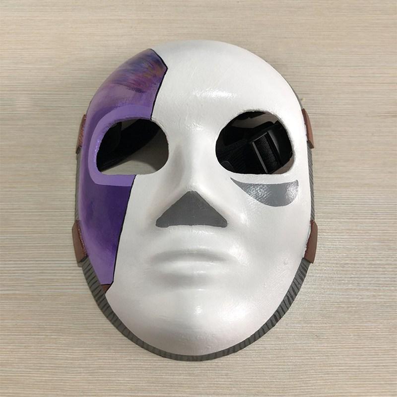 Máscara Cosplay Sally Selly Jogo Sallyface