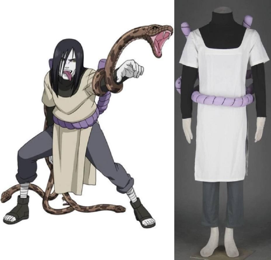 Cosplay Orochimaru Naruto