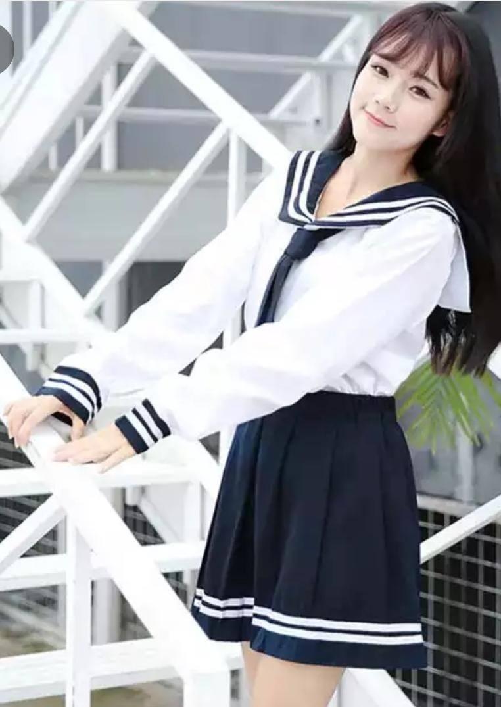 Uniforme Colegial Japonês