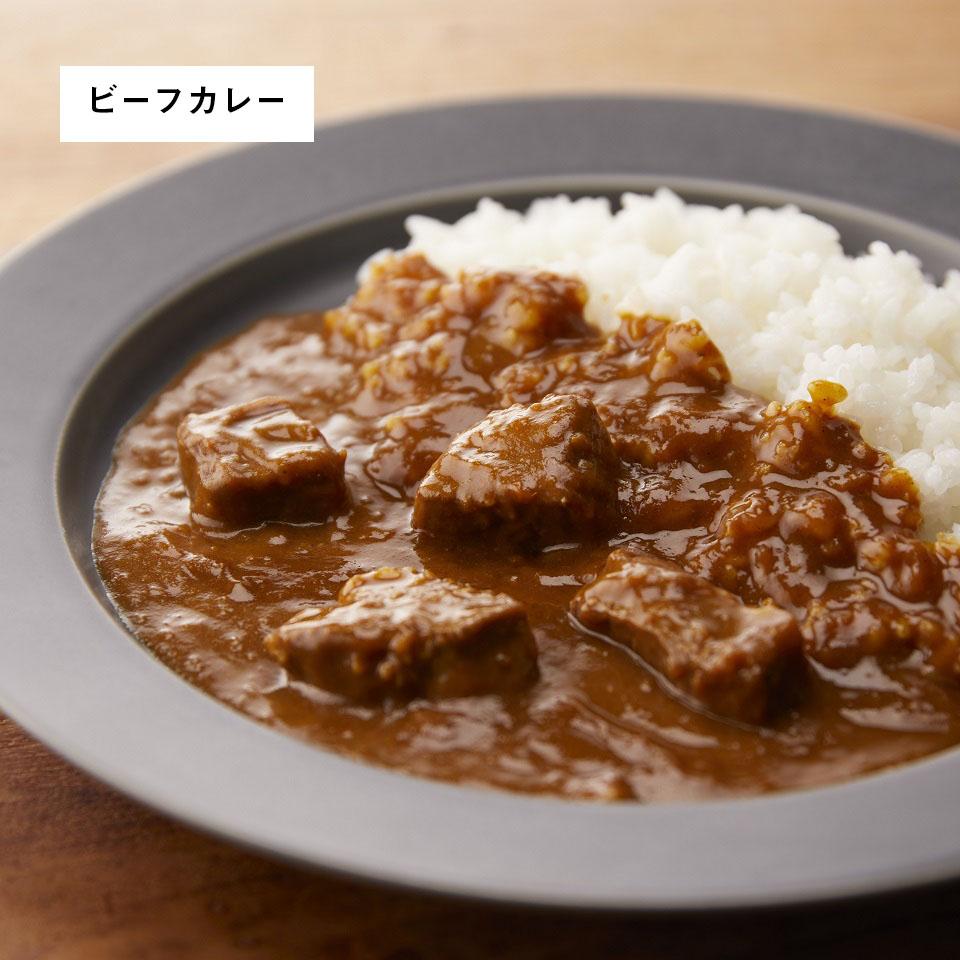 【6】人気カレーとスープセット21夏(12個入)