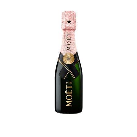 Moet & Chandon Rose Imperial Shampanjë Mini 0.2L