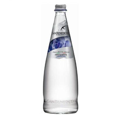 San Benedetto Ujë I Gazuar 0.75 L