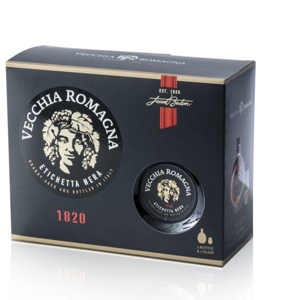 Vecchia Romagna Etichetta Nera Kuti Dhuratë