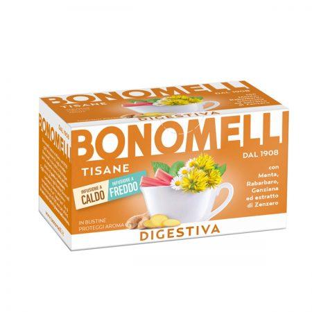 Bonomelli Çaj për Tretje 16 Bustina