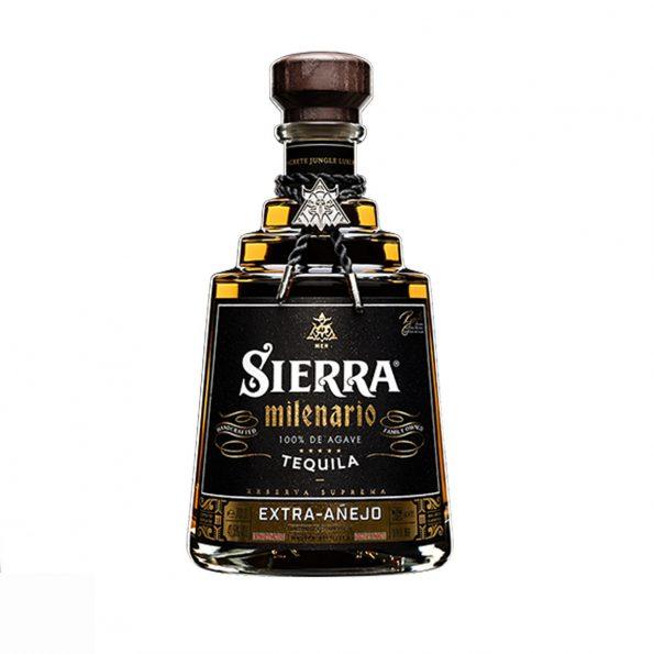 Tequila Sierra Milenario Extra - Anejo 0.7 L