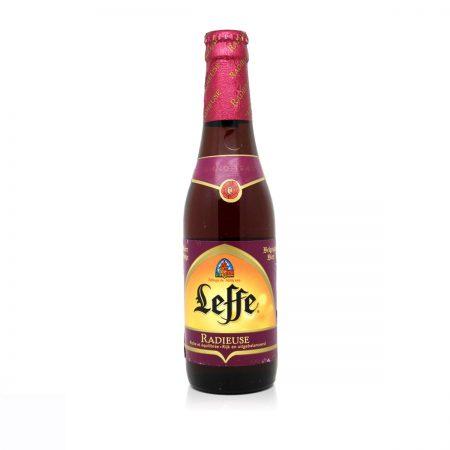 Leffe Birrë e Kuqe Shishe 0.33L