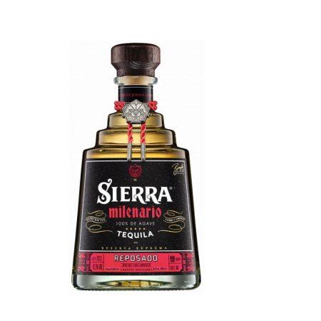 Tequila Sierra Milenario Reposado 0.7L