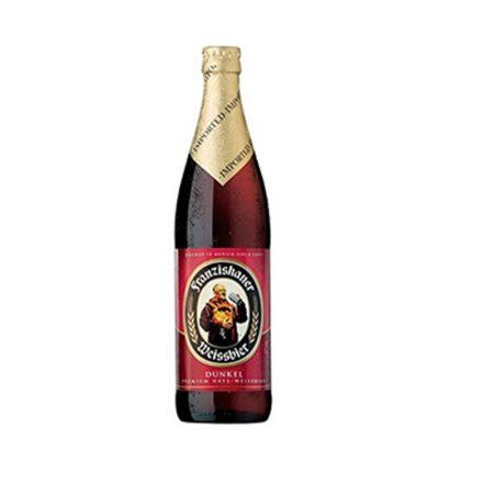 Franziskaner Birrë e Kuqe Shishe 0.5L