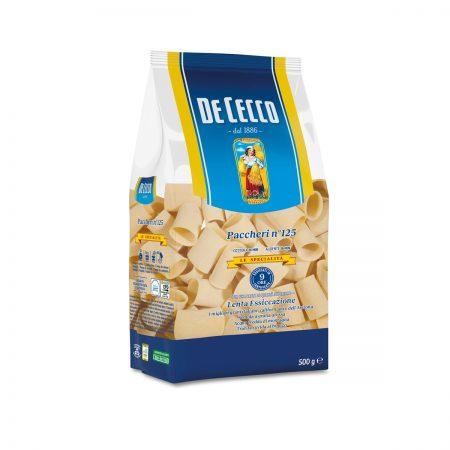 De Cecco Mezzi Paccheri Rigati  500 Gr