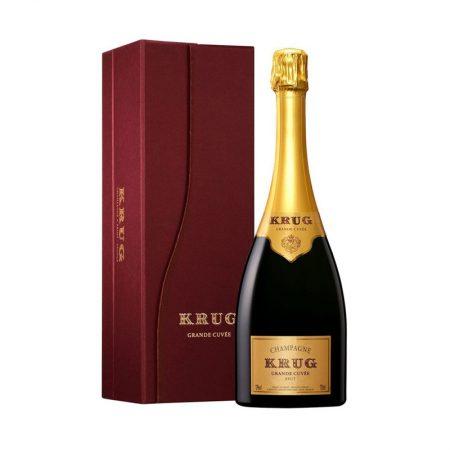 Krug Grand Cuvee Shampanjë 0.75L në Kuti